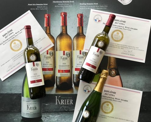 FRANCE INTERNATIONAL WINE AWARDS in Bejing, China 2017